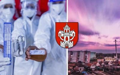 Oddnes sa môžu obyvatelia Serede aj okolia otestovať antigénovými testami vo vojenskom útvare na Kasárenskej ulici
