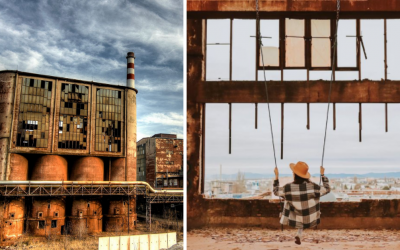 Sereď navštevuje čoraz viac ľudí kvôli opustenému objektu Niklovej huty. Prirovnávajú ju k Černobyľu