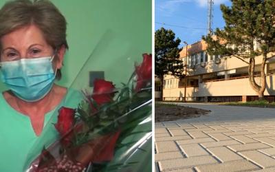 Na seredskej poliklinike končí doktorka Štepánková. Ako obvodná lekárka pracovala úctyhodných 45 rokov