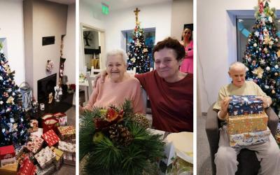 Seredskí seniori v Astoria Senior House zažili krásne vianočné chvíle. Skoré Vianoce mali aj vďaka vám