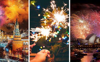 V akom poradí vstúpia krajiny sveta do Nového roka? Pozrite sa, ako budú prebiehať silvestrovské oslavy po celom svete