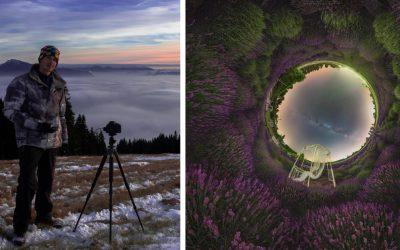 Fotograf Majo Chudý z Vinohradov nad Váhom uspel v celosvetovej súťaži. Nevídaná astronomická snímka vás jednoducho očarí