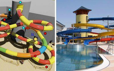 Leto v Aquaparku Galandia by si Seredčania mohli užiť už budúci rok. Čakať na vás budú celkom nové tobogány