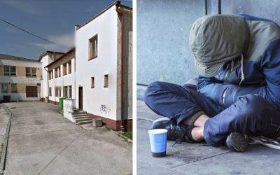 Mesto Sereď otvorilo nocľaháreň pre ľudí bez domova. Okrem jedla na nich čakajú aj zrekonštruované priestory