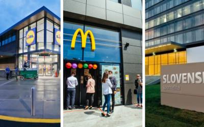 Poznáme NAJ zamestnávateľov Slovenska za rok 2020. Seredčania, pracujete v týchto podnikoch aj vy?