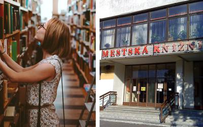 Skvelá správa pre seredských knihomoľov. Mestská knižnica bude opäť v prevádzke od 1. februára