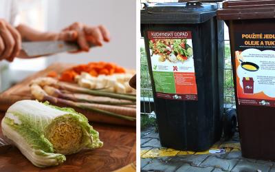 Od 1. februára budú Seredčania musieť triediť aj kuchynský odpad. Pri kontajneroch na to pribudnú hnedé nádoby