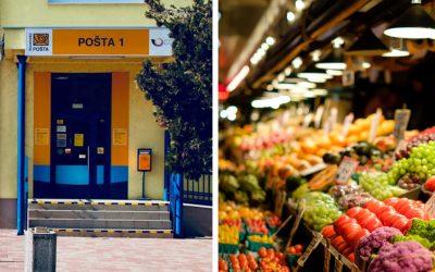 Ktoré obchody budú napriek opatreniam otvorené? Pozrite si zoznam všetkých prevádzok a služieb