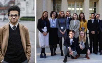 ROZHOVOR: Narodil sa v Kuvajte a momentálne žije v Seredi. Slovensko zastupuje v Európskom parlamente mládeže