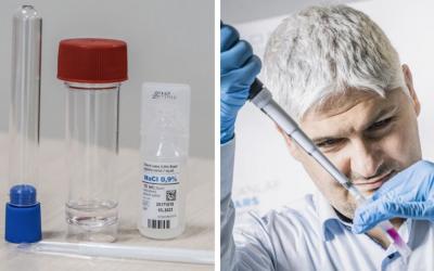 Na trhu je nový kloktací LAMP-test. Predstavuje zlatý stred medzi PCR a antigénovými testami
