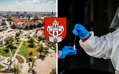 V meste pribudlo nové mobilné odberové miesto na bezplatné antigénové testovanie