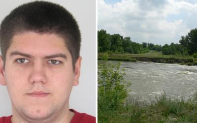 AKTUÁLNE: Polícia pátra po 31-ročnom Tomášovi zo Serede. Jeho auto našli pri Váhu