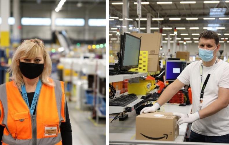 Logistické centrum Amazonu oslavuje tri roky svojho pôsobenia na Slovensku