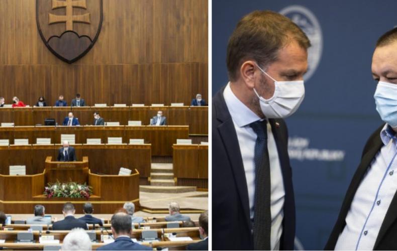 V Slovenskej republike bude opätovne predĺžený núdzový stav kvôli pandémii koronavírusu
