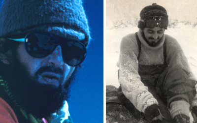 Galantčan Pavel Pochylý sa do histórie zapísal ako priekopník extrémneho horolezectva, ale aj svojím kontroverzným životom