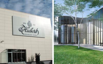 Spoločnosť Hubert J.E. plánuje rozsiahlu modernizáciu. Na ulici M. R. Štefánika vznikne nová sklená fasáda