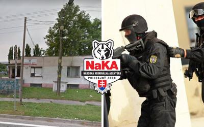 V Seredi opäť zasahovala NAKA v rámci protidrogovej akcie Golem. Zadržaných bolo päť osôb a zaistených niekoľko luxusných áut