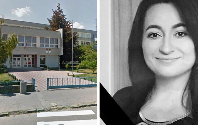 Na Slovensku zomrela prvá učiteľka na COVID-19. Eva pochádzala z Galanty a žiakom zasvätila celý život