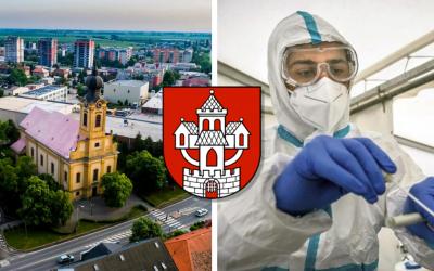 Pozrite si výsledky sobotňajšieho testovania v Seredi. Mesto plánuje skrátiť testovacie hodiny