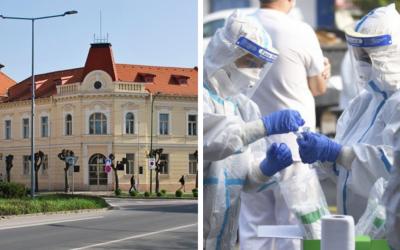 AKTUÁLNE: Poznáme výsledky dnešného antigénového testovania v Seredi. Pozitivita naďalej klesá