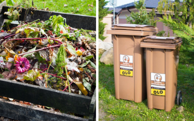 Zber biologicky rozložiteľného odpadu od rodinných domov začne v Seredi od 15. marca. Pozrite si harmonogram zberu