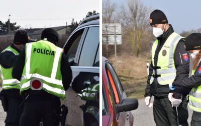 V Trnavskom kraji zaevidovali policajti takmer 2 400 priestupkov: stovky ľudí bez rúška aj porušenie karantény
