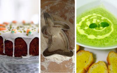 Tradičné veľkonočné recepty – pripravte si s nami veľkonočné špeciality, barančeka alebo mäsovú roládu