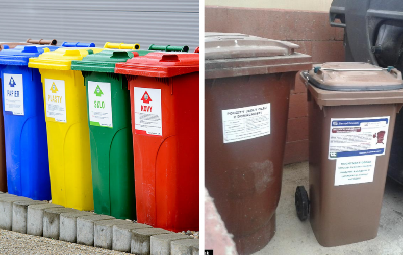Triedenie odpadu má zmysel. Prinášame vám manuál správneho separovania odpadov