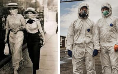 Pred 100 rokmi svet zažil podobnú pandémiu. Aj vtedy sa ľudia búrili proti opatreniam. Ako sa z nej môžeme poučiť?