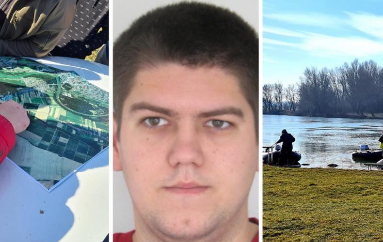 Nezvestný Tomáš Kuchynka sa stále nenašiel. Neúnavne po ňom pátrajú rodinní príslušníci aj ďalší obyvatelia