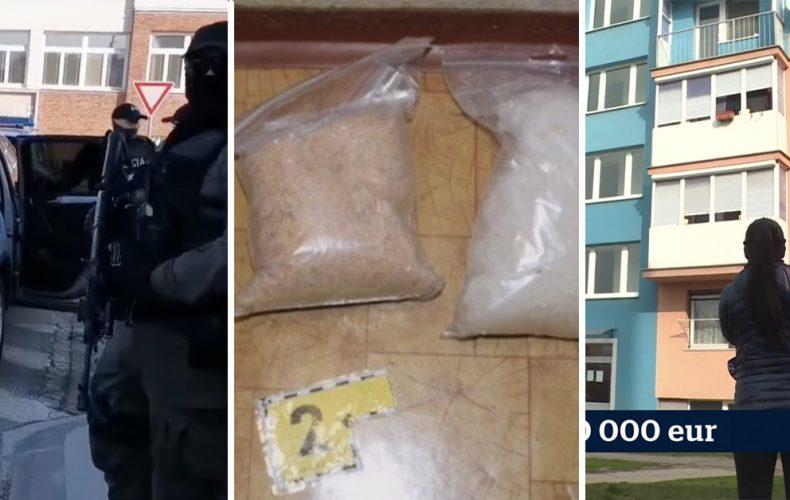 V Seredi boli zaistené tri kilogramy pervitínu. Zadržaný páchateľ mohol za ne zinkasovať viac ako 100 000 eur