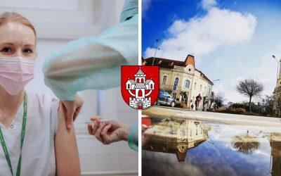 Očkovacie centrum v Seredi začne fungovať od pondelka. Pozrite si podrobný postup pre prihlasovanie na očkovanie