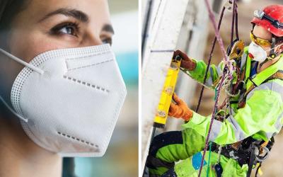 Dobrá správa pre zamestnancov rizikových kategórií. Dostanú výnimku z povinnosti nosiť respirátor