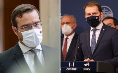Marek Krajčí odchádza z postu ministra zdravotníctva. Podľa Matoviča ide o najabsurdnejšiu demisiu v dejinách