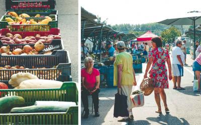 Trhovisko v Seredi opäť ožije na Parkovej ulici. Mesto poskytne predávajúcim úľavu z dane