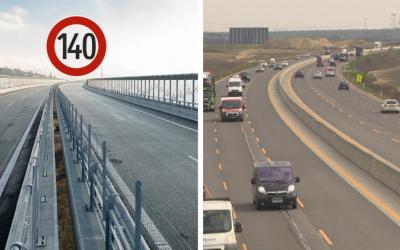 Budeme na slovenských diaľniciach jazdiť až 140? Poznáme verdikt rezortu po vykonanom experimente