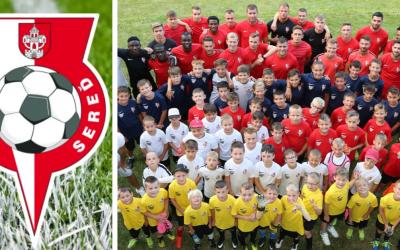 ŠKF Sereď pozýva mladých futbalistov do Letného futbalového kempu Ľubomíra Michalíka