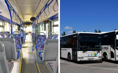 Obnovenie bežného režimu prímestských autobusových liniek. Prázdninový režim sa ruší