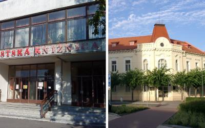 V meste sa vďaka uvoľňovaniu opatrení otvára mestská knižnica aj mestské múzeum