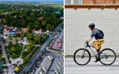 Obľúbená kampaň Do práce na bicykli bude v Seredi aj tento rok. Svoje tímy môžete zaregistrovať už teraz
