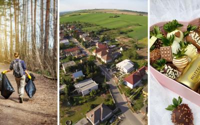 Za vyčistenie obce Vinohrady nad Váhom a jej okolia máte možnosť získať skvelé ceny. Smeťozber prebieha už v týchto dňoch