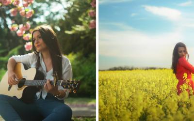 Hudobníčka Lívia Doležalová naspievala skladbu s rozprávkovým videoklipom. Natáčal sa v našom meste a blízkom okolí