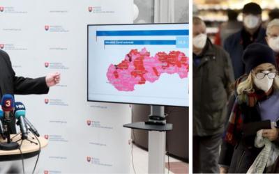 Slovensko prechádza do ružovej fázy, vláda uvoľňuje ďalšie opatrenia. Čoho všetkého sa zrušené opatrenia dotknú?