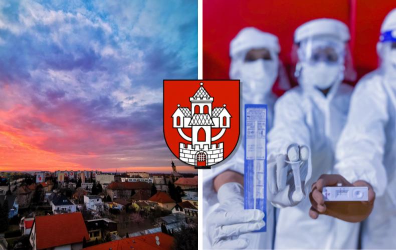 Tento víkend v Seredi už neprebehne antigénové testovanie. Otestovať sa môžete dať len na Trnavskej ceste