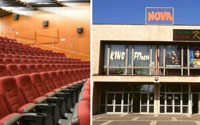 Kino NOVA v Seredi otvára svoju sálu už tento týždeň. Vychutnáte si aj pukance, sedí sa s medzerami medzi sebou