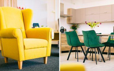 Seredská Drevona nás prekvapila krásnym a kvalitným nábytkom. Tieto svetové kúsky môžu rozžiariť aj váš domov
