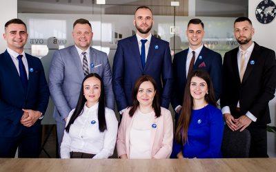 Spoznajte rodinnú firmu OVB Valentovičovci a jej kľúčových vedúcich, ktorí sa zameriavajú na vzdelávanie a zvyšovanie finančnej gramotnosti