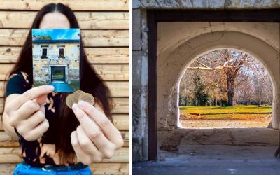 S obnovou portálu Seredského kaštieľa môžete pomôcť aj vy. Prispejte do zbierky OZ Vodný hrad v rámci výzvy 3 mesiace, 3 eurá