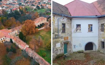 Seredský kaštieľ má šancu získať dotáciu na obnovu od Ministerstva kultúry SR. Ak návrh prejde, rekonštrukcia by sa mohla začať na budúci rok