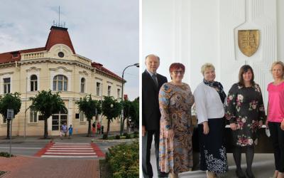 Najlepší pedagógovia zo Serede boli v apríli ocenení primátorom mesta. Návrhy podávali samotné školy